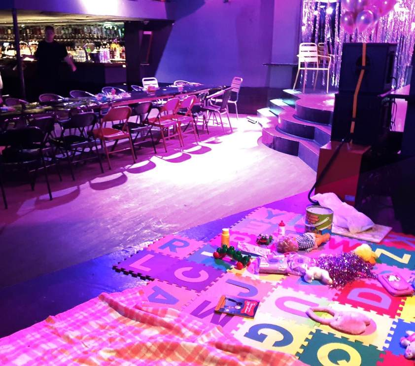Club ABDL venue